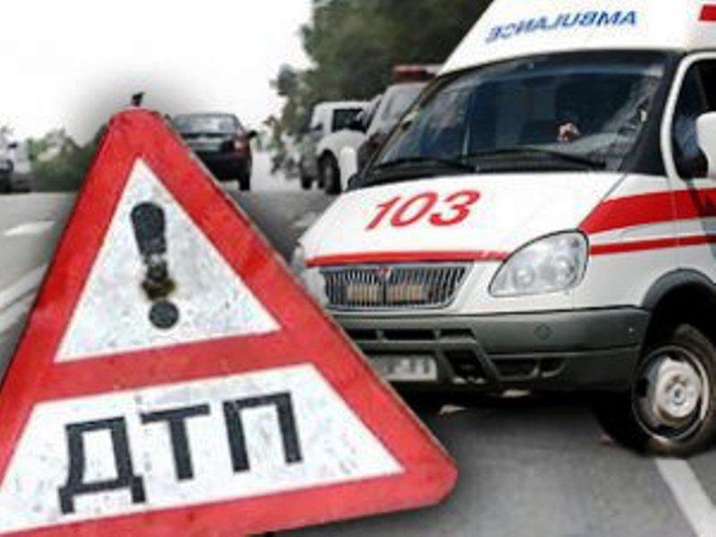 У Маневичах на блокпосту поліції сталася ДТП