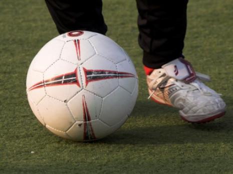 Набивання м'яча