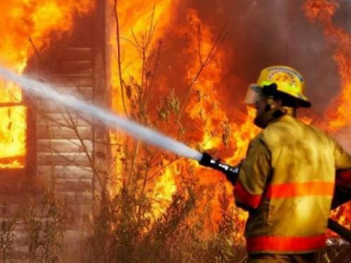 Пожежа, фото ілюстративне