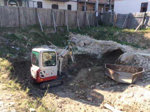 У Луцьку відновили скандальне будівництво на Кафедральній