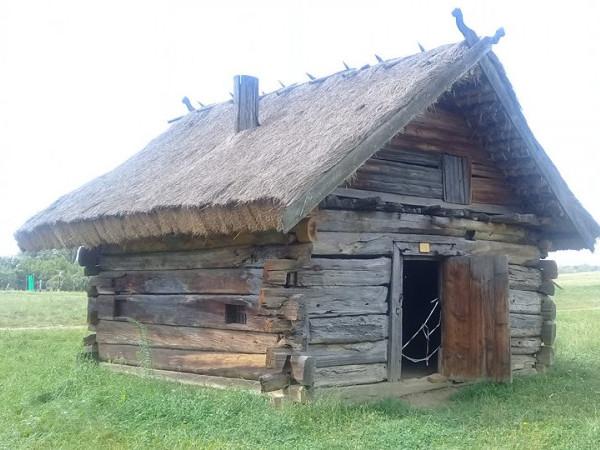 Найстаріша хатина Європи