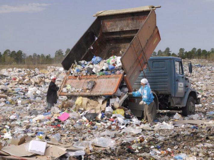 Через кілька років на Волині не буде куди звозити сміття