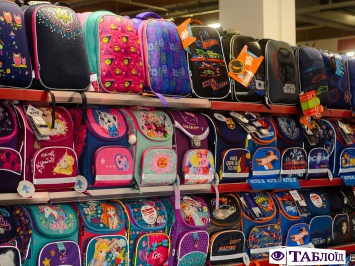 Навіщо першокласнику рюкзак