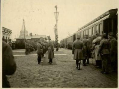 Фото датуються 9 жовтня 1917 року