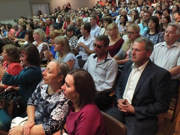 Конференція працівників освіти району