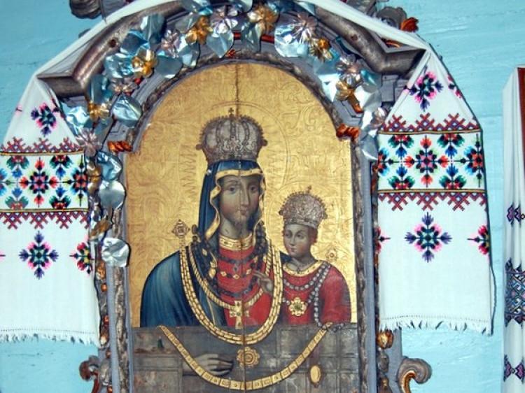 У Секуні знайшли ікону, яку реставрував Тарас Шевченко