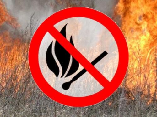 Камінь-Каширщина: необережне поводження з вогнем призвело до пожежі