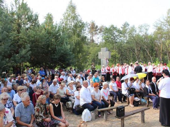 На Любомльщині молилися за полеглих у війні поляків та українців