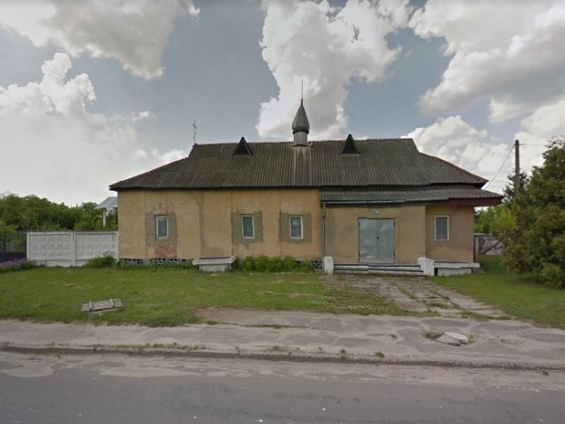 Церква Святого Апостола Петра та Павла