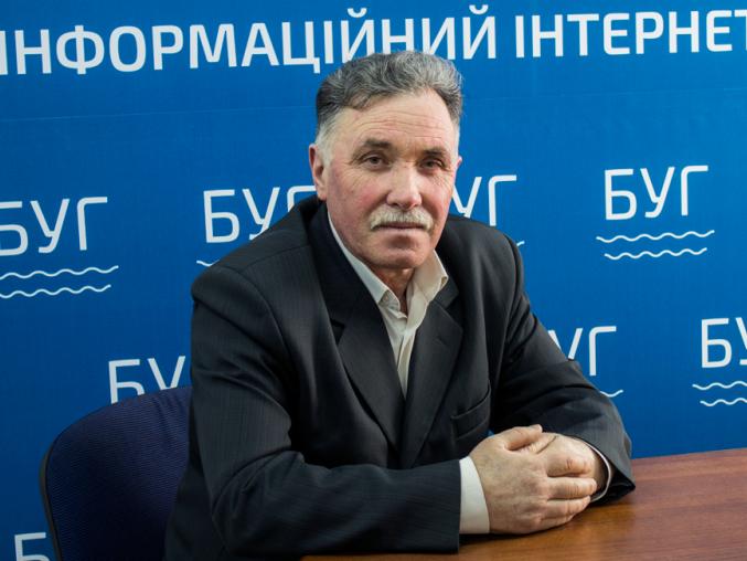Олег Адамський