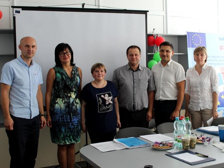Зустріч працівників ЛНТУ з колегами з Любліна