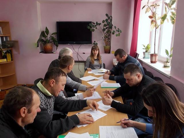 У Маневичах провели семінар «Оволодій новою професією»