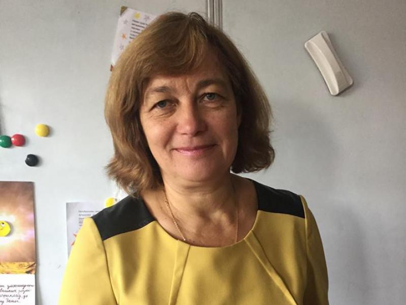 Алла Федорівна Герасимук