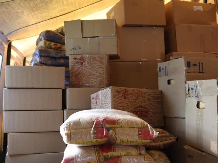 На Волині підприємці «списали» на школи пару тонн «гуманітарки»