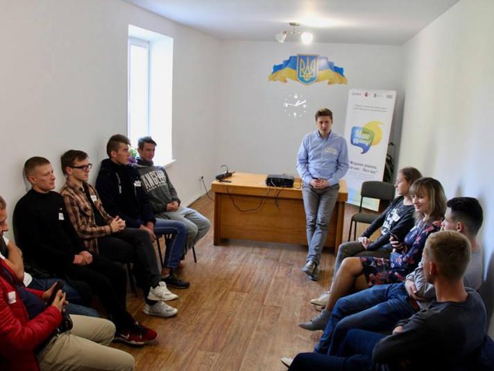 В одній із волинських громад створили молодіжну раду