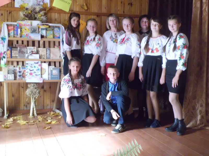 Черевахівських школярів ознайомили з духовними скарбами українського народу