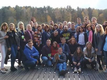 Волинська молодь молодь взяла участь у Всеукраїнському семінарі розвитку молодіжних центрів