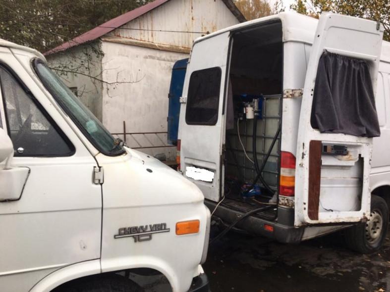 У Домановому прикордонники викрили оборудку з реалізації підакцизних товарів