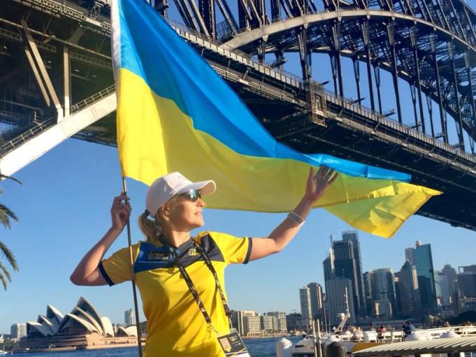 Ветеранка з Маневиччини у Сіднеї завоювала два «золота»