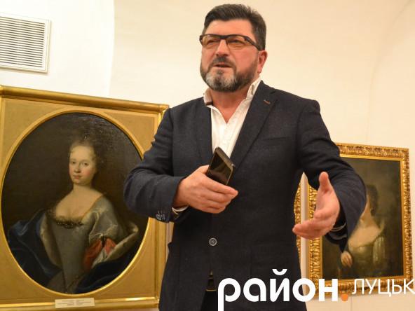 Володимир Павлік презентував свою нову книгу«Гандзя»