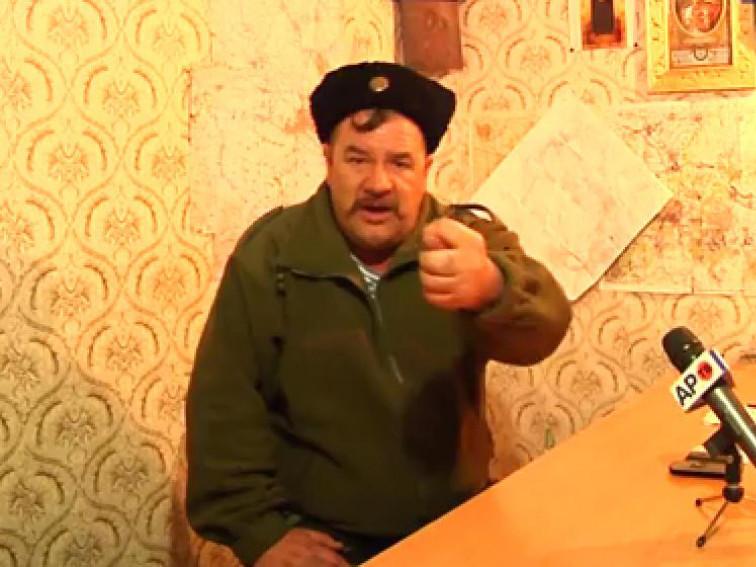 Козацький отаман із Луцька Сергій Косогоровий (Косогора)