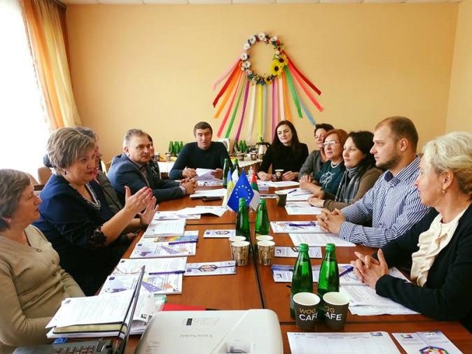У Ратному працювали над планом міжнародної культурної співпраці