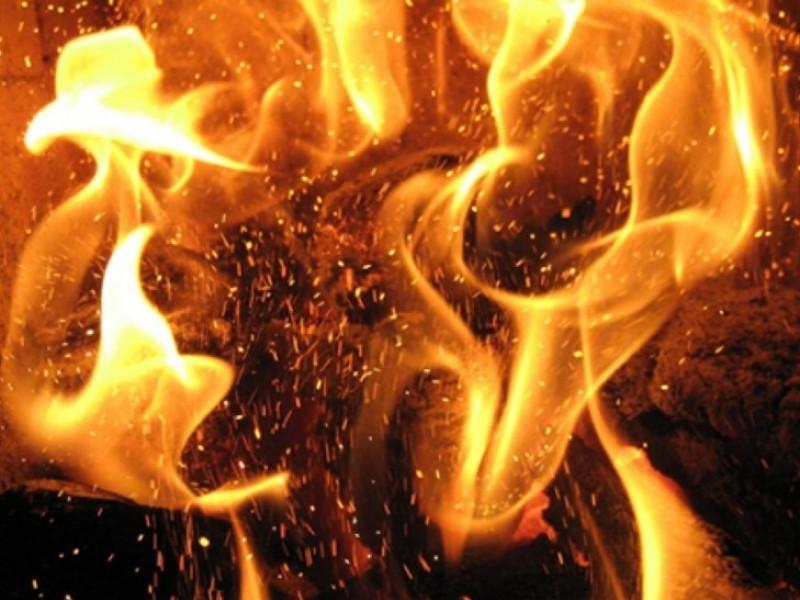 На Ковельщині трапилося два загорання