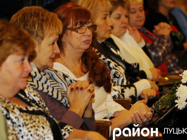У Луцьку привітали аграріїв області