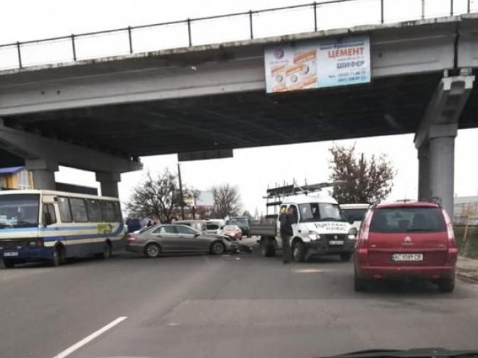 аварія в Луцьку
