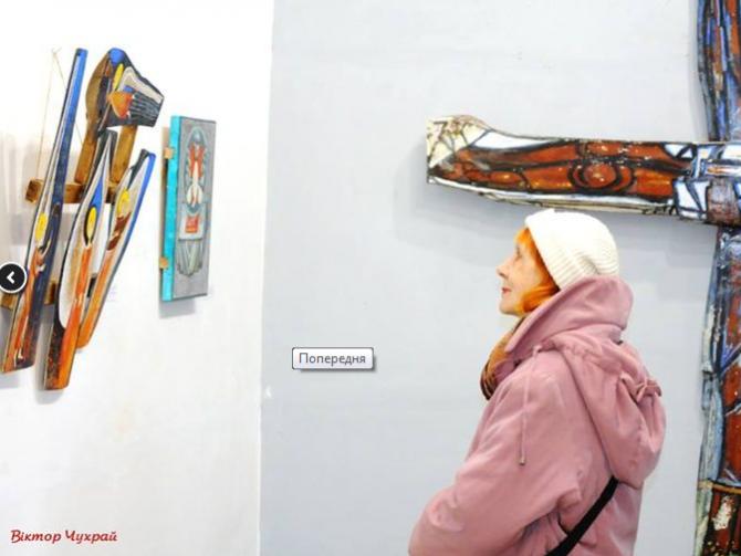 Роботи виконалихудожники під часпленеруу селі Замлиння Любомльського району