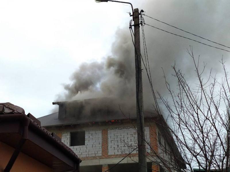 Пожежа у Ковелі