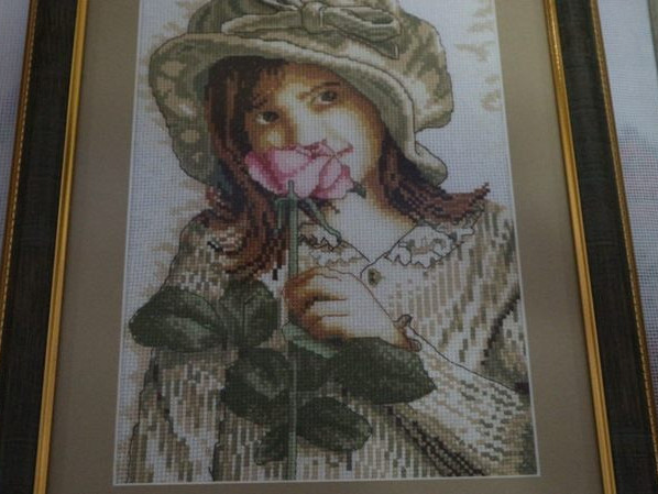 Один із експонатів виставки