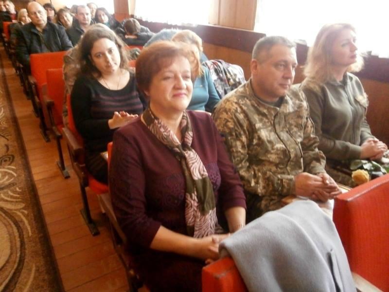 В Іваничах привітали військовослужбовців