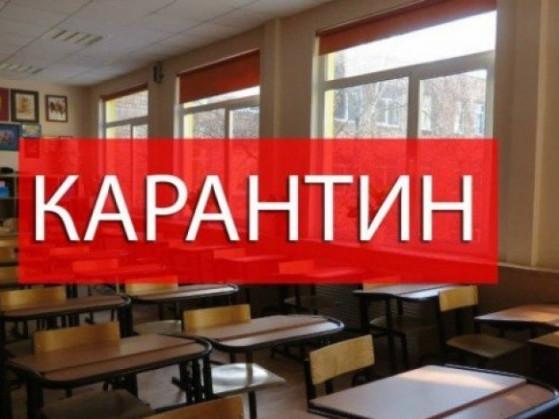 У Любешівському ліцеї карантин