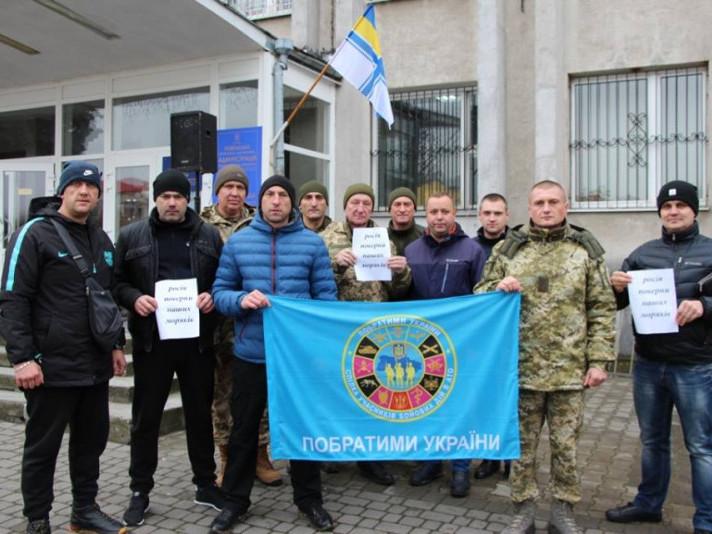 У Ковелі відбулася всеукраїнської акція на підтримку полонених українських моряків