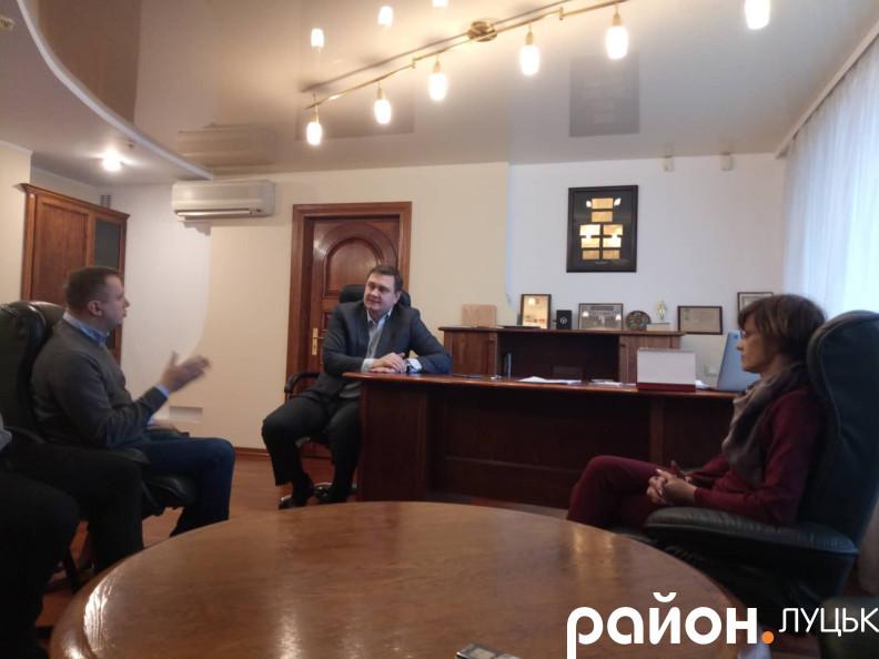 Юрій Войтенко — посередині