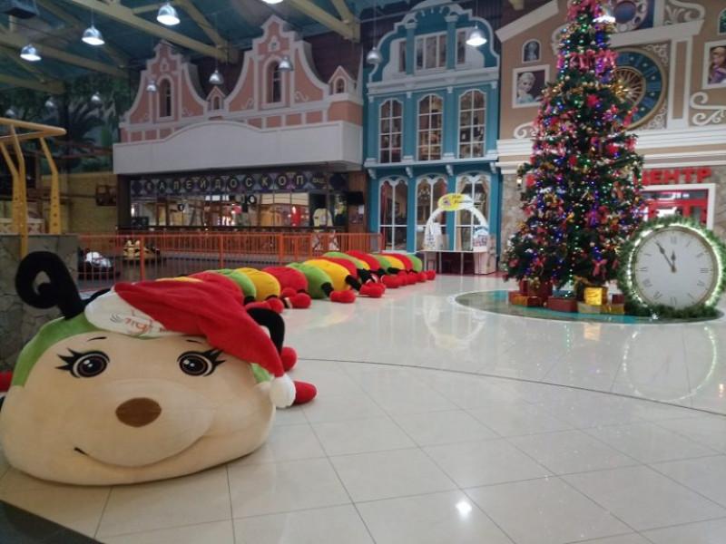 «Адреналін Сіті» запрошує на Різдвяний ярмарок