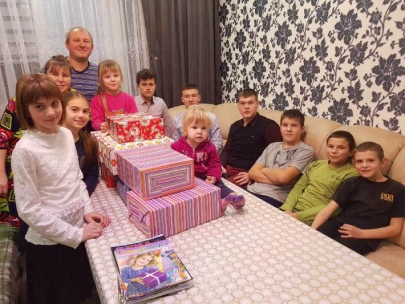 На Іваничівщині дві родини прийняли шістьох дітей
