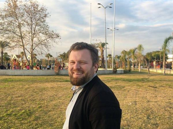 Віктор Мартиненко в Анталії