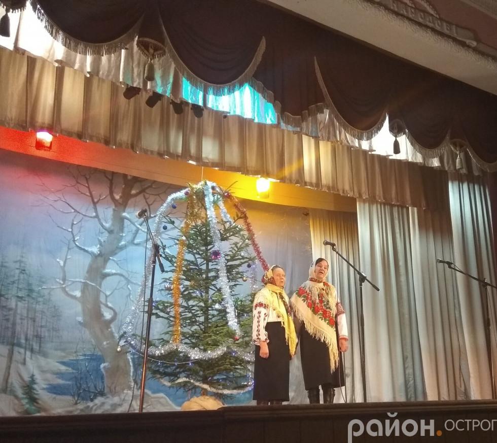 Раїса Радчук і Галина Бардюк
