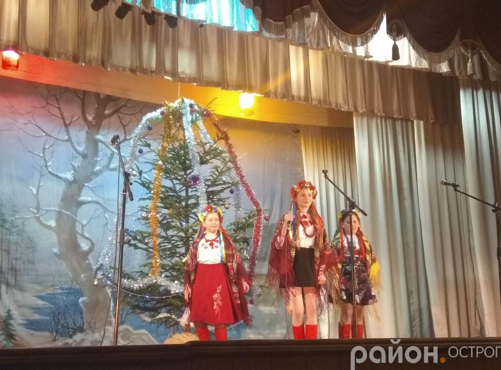Тріо «Весняний цвіт» села Українка