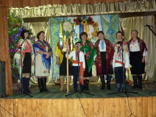 У Рівненській громаді відбулося фольклорно-етнографічне свято