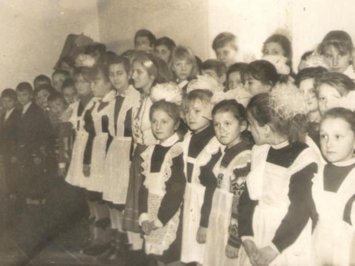 Вовчецька школа святкує 65-річчя
