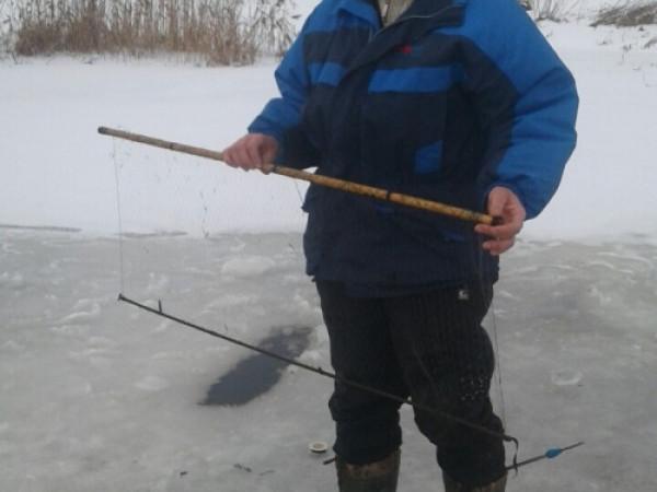 На Волині ловили рибалок-порушників
