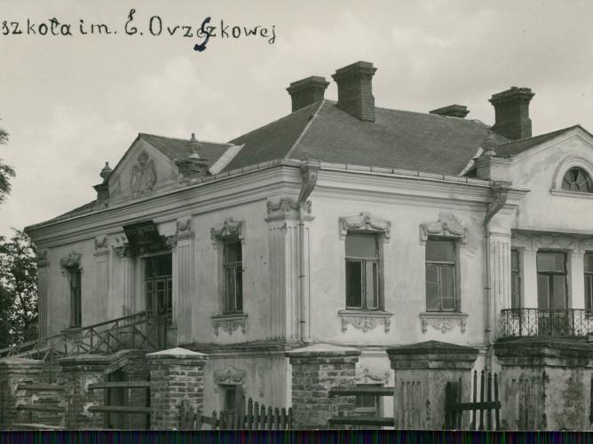 Острог 1930-х років