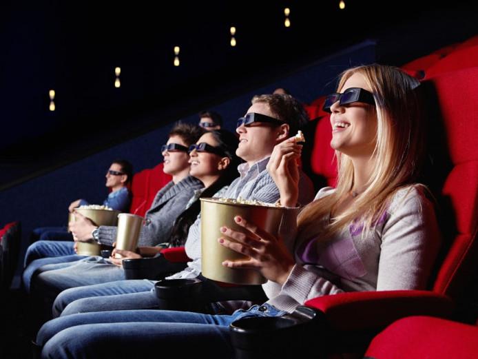 У кінотеатрі  – прем'єри