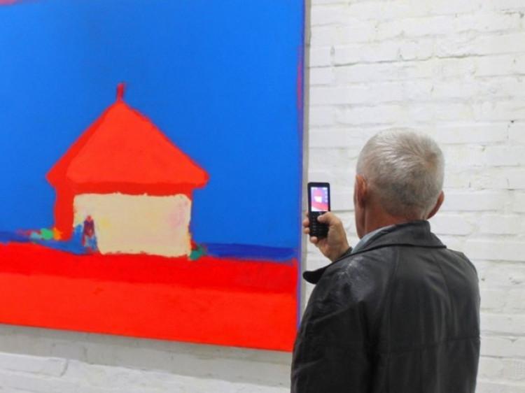 У Музеї Корсаків експонуватимуть виставку київського митця