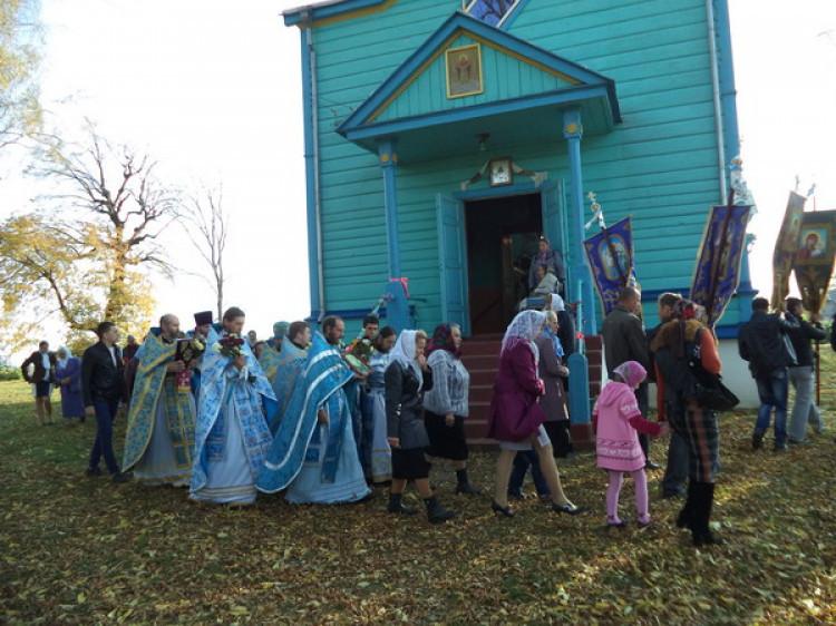 На Володимирщині перша парафія проголосувала за перехід до ПЦУ