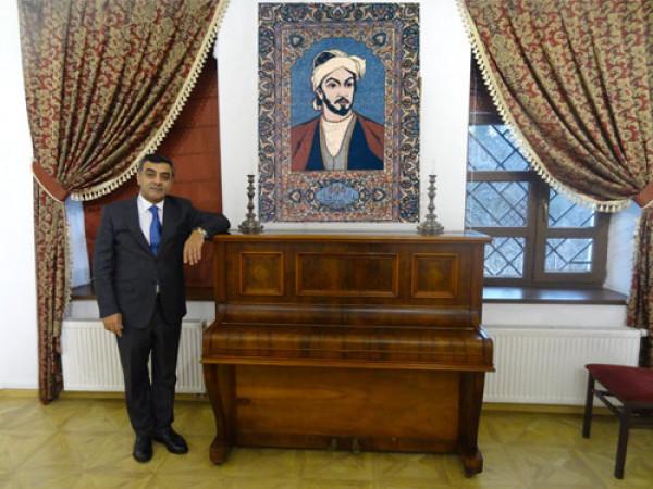 В Шацьку азербайджанці хочуть вшанувати пам'ять свого національного поета