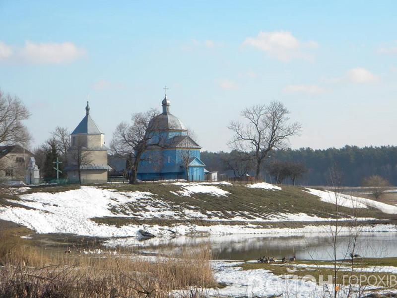 Кутрівська церква